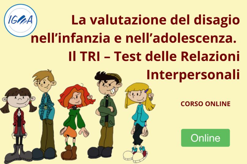 corso online test relazioni interpersonali