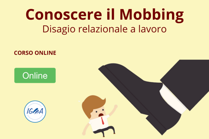corso online mobbing